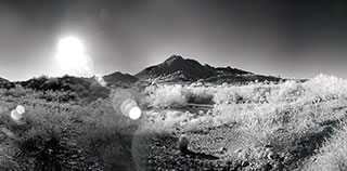 Dreamy Draw Infrared Panorama