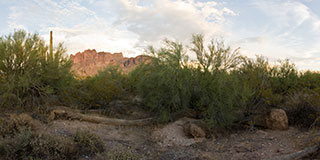 Lost Dutchman Panorama