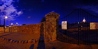 Tovrea Castle Panorama